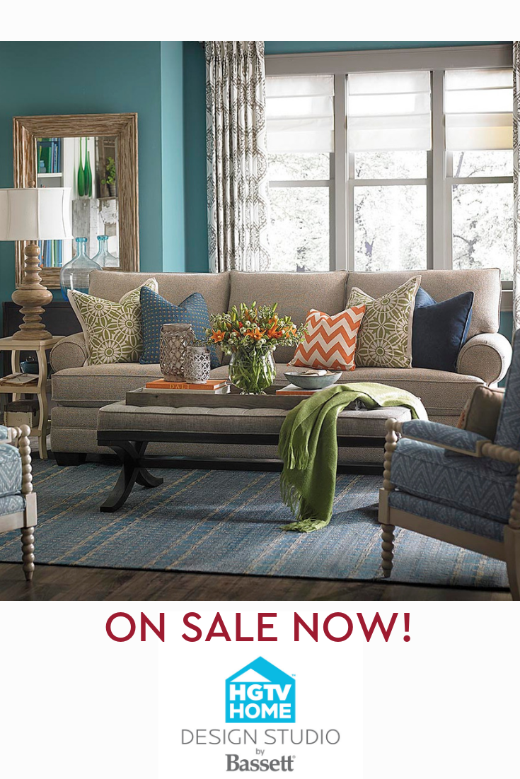 Hgtv Home Design Studio By Bassett Is On Sale Now Customize And
