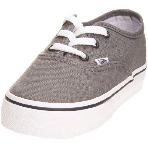 Chaussures Pour Enfants Vans Bleu Authentique mqXPVf7t