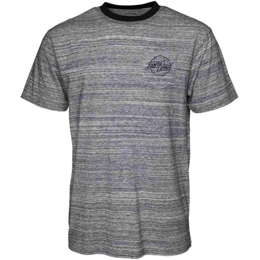 santa cruz grey t shirt