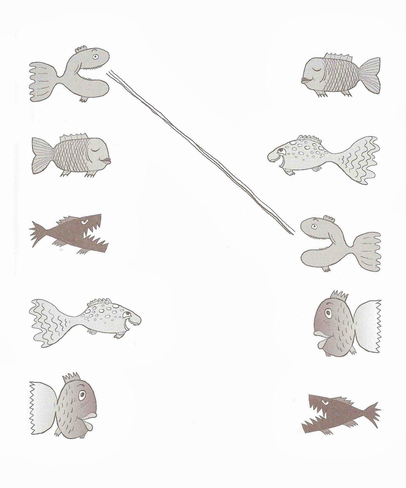 11 Find Den Samme Fisk