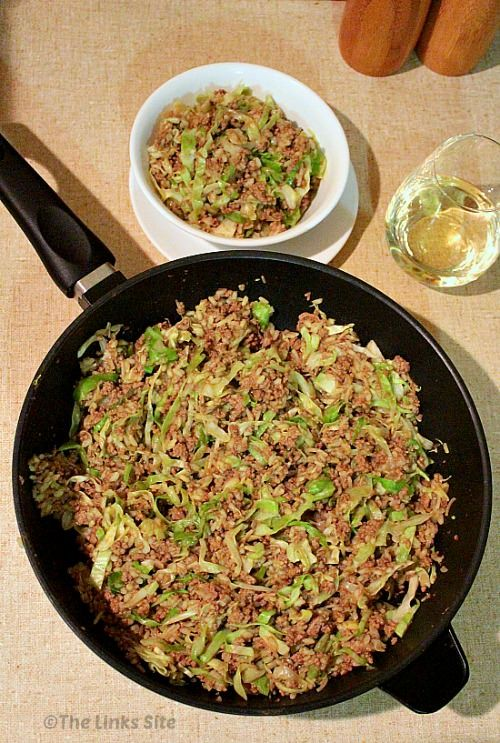 Try This Delicious Beef And Cabbage Chow Mein For A Quick And Easy
