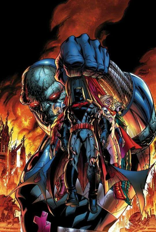 #Darkseid #Batman #TheFlash #SuperGirl #Dc #DcComics