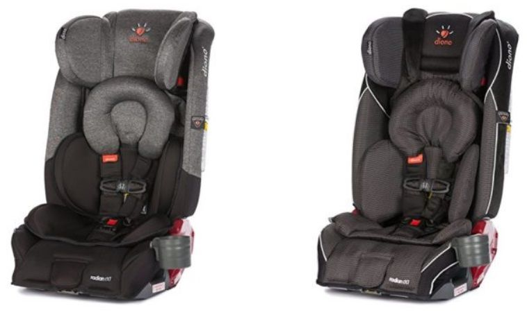 Amazon Diono Radian RXT All In One Convertible Car Seat ONLY 24997 Shipped