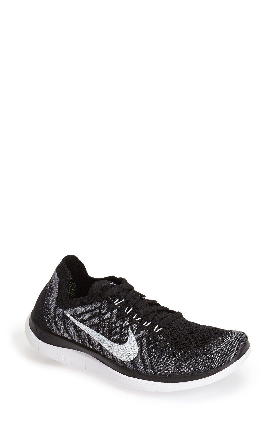 Nike  Free 4.0 Flyknit  Running Shoe (Women)  904be31841