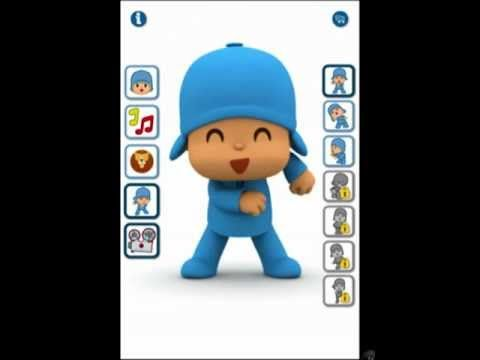 Talking Pocoyo is too cute! Repeats all you say,plays instruments,dances,plays games, and all can be recorded to save and share later!