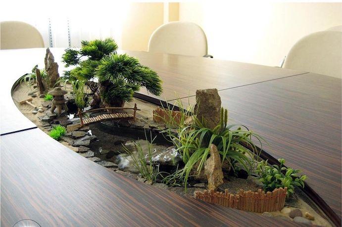 Jardin Japonais Miniature Un Concentre Du Monde Garden Plants