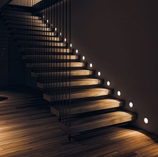 100 Awesome Christmas Stairs Decoration Ideas: 100++ Staircase Design Ideas For 2018