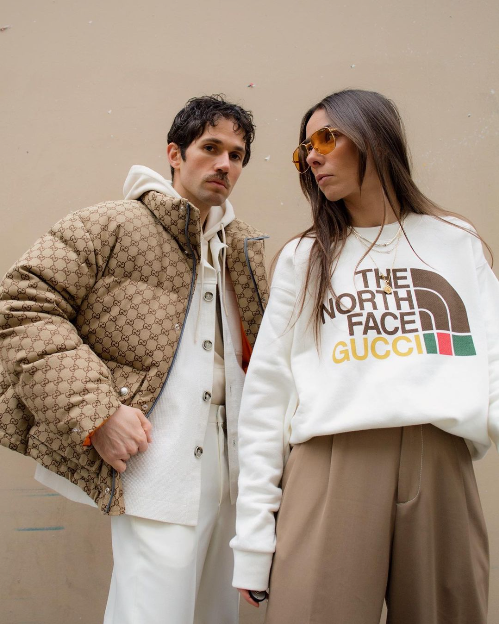 The North Face X Gucci Collaboration Is Now Live And I Want It All In 2021 North Face Outfits North Face Jacket Outfit North Face Sweatshirt [ 1250 x 1000 Pixel ]