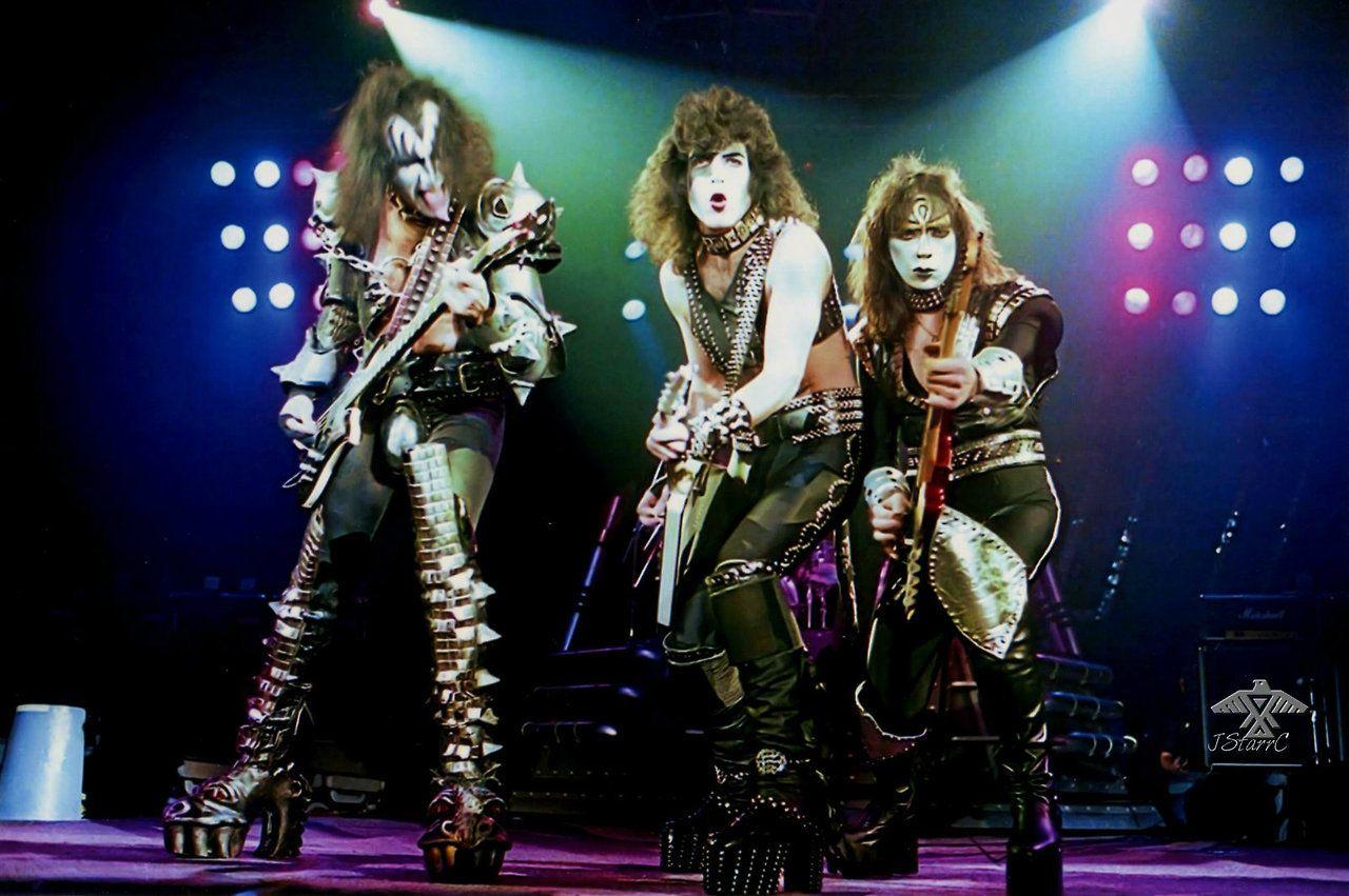 Starchildluver Kiss Toledo Ohio January 8 1983 Kiss Rock