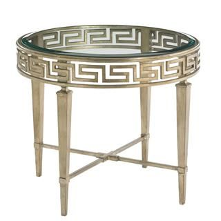 Check out the Lexington Furniture 706-951 Tower Place Aston Round Lamp Table