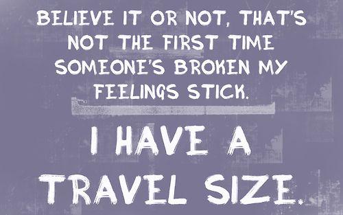feeling stick
