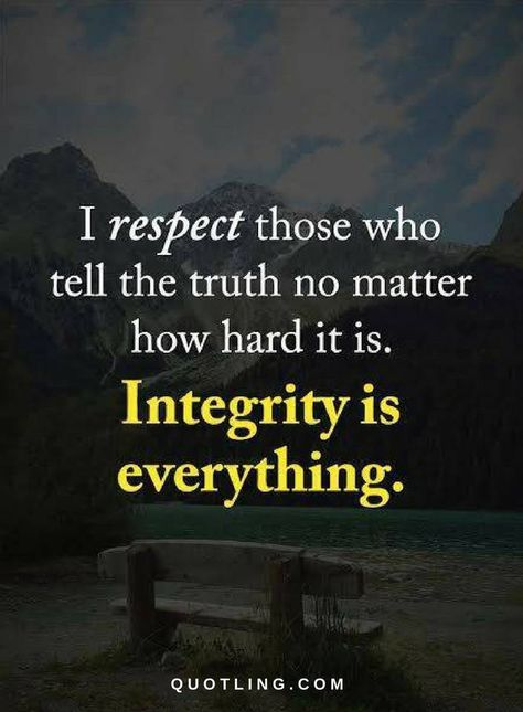 Image result for integrity quotes