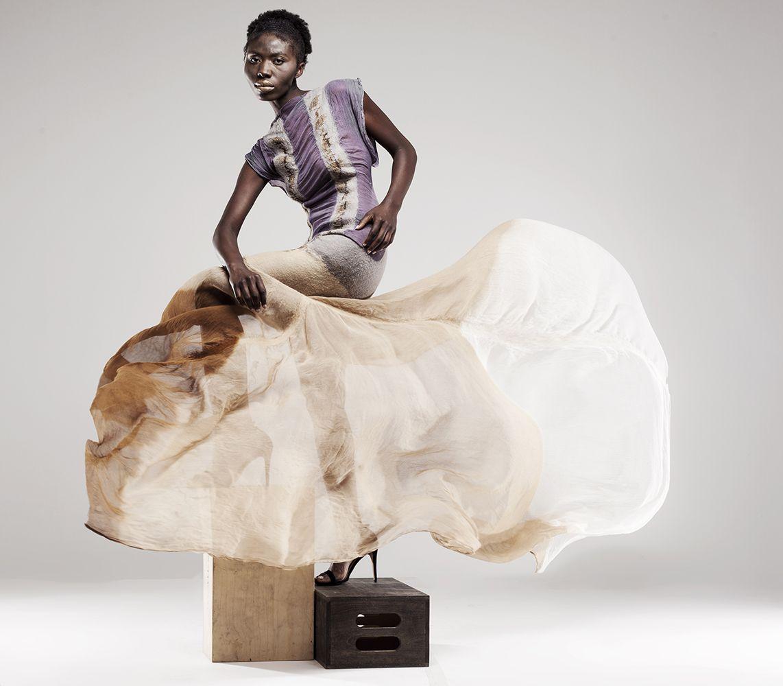 In the spotlight: Celeste Malvar-Stewart. | Haute Couture | Pinterest