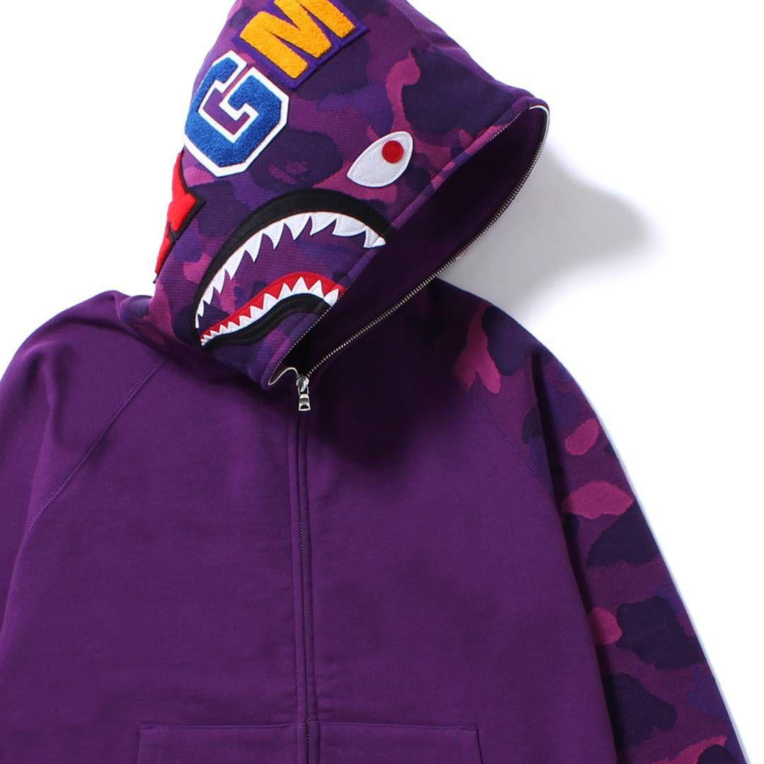 1e49106996c0  bape shark hoodie Bape Jacket