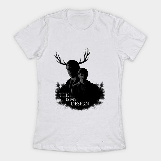 This Is My Design Womens T-Shirt
