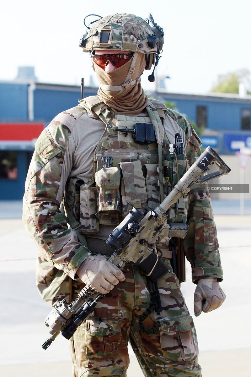 how to become a commando in the australian army