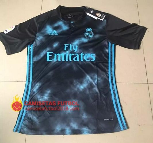 ... topjersey provides cheap and quality Real Madrid Away Black Thailand  Soccer Jersey AAA with the information Adult L Real Madrid Home Shirt 2017- 18 ... f1f721b908268