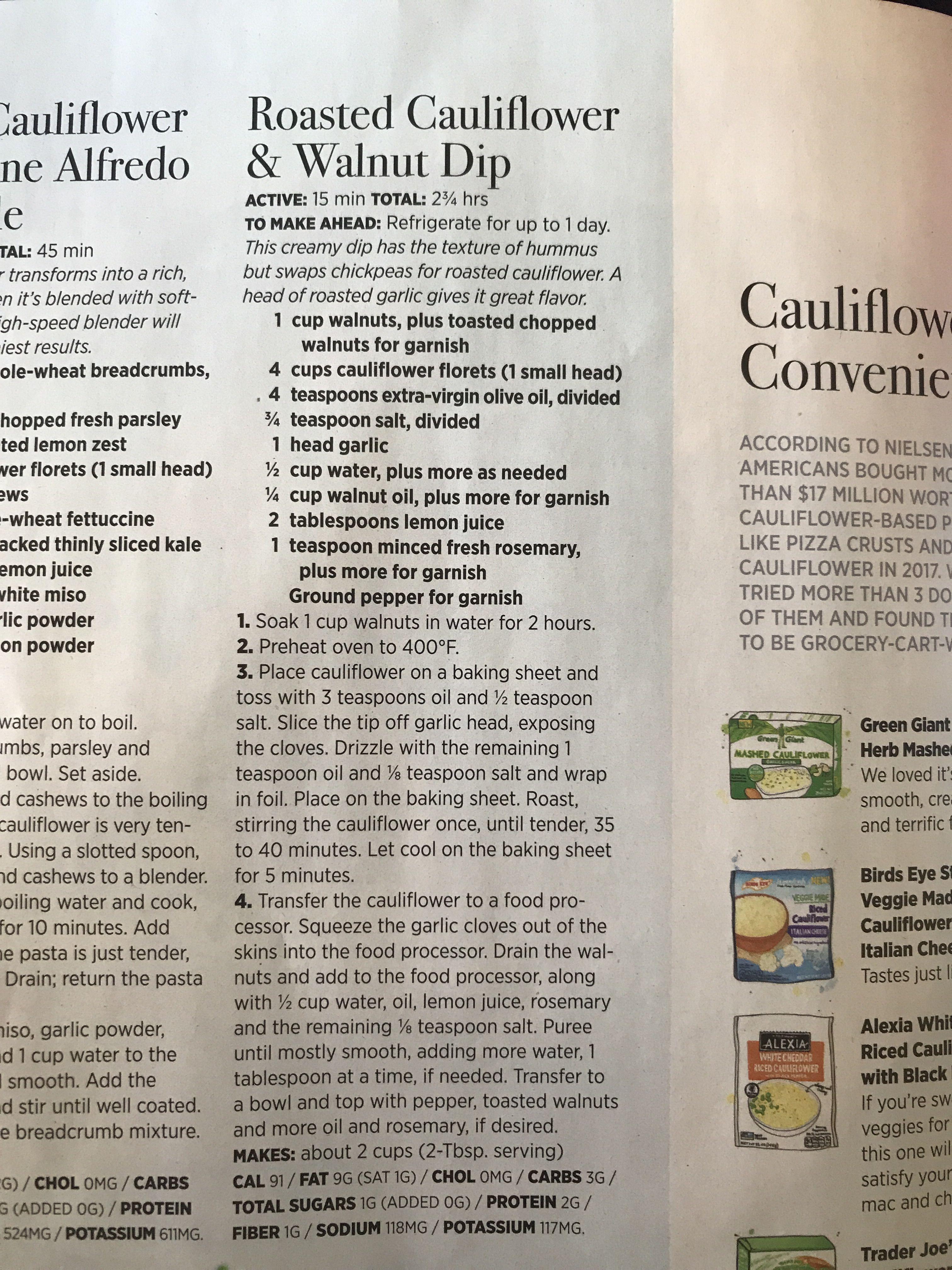 Naked Recipe: Cauliflower Stuffed Zucchini - Naked Food