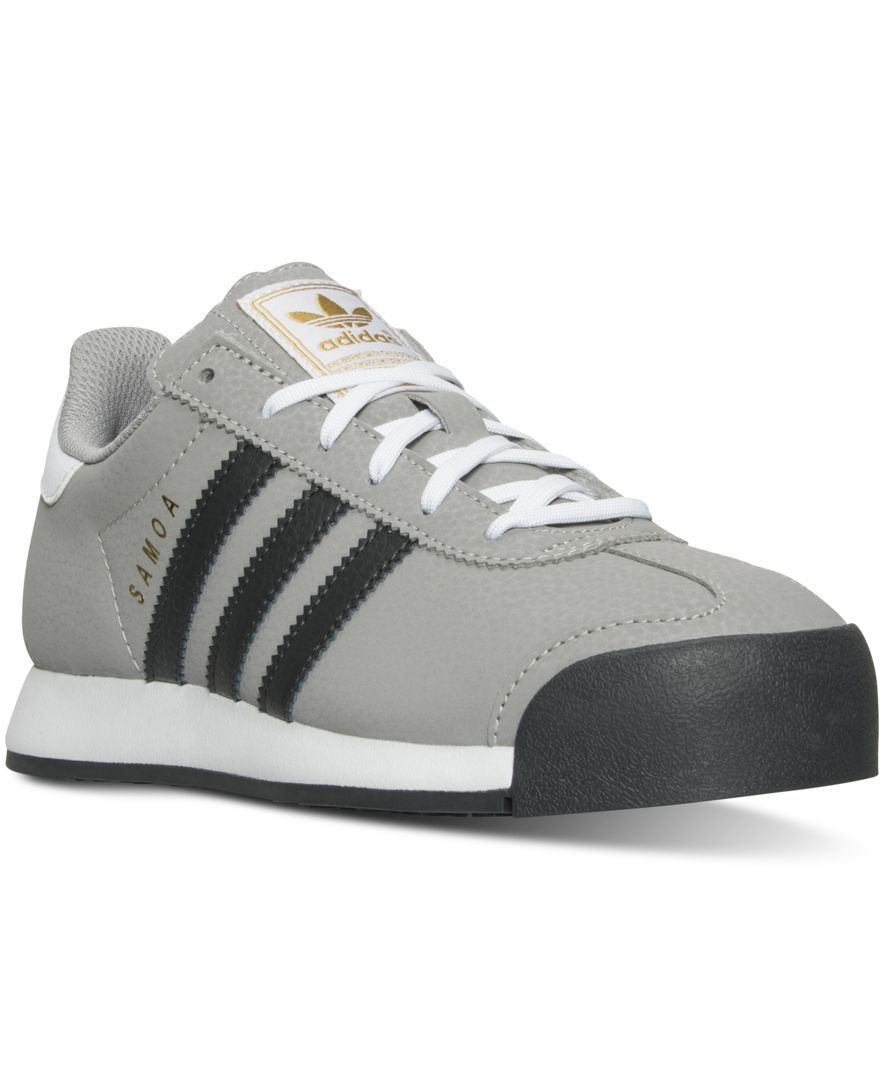 san francisco 0f7d4 75f67 adidas Boys  Samoa Casual Sneakers from Finish Line