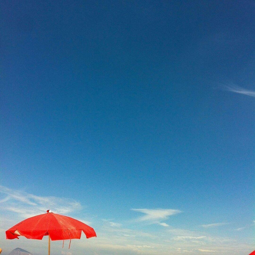 Céu azul é a melhor pedida para este verão. #Fotografia #NattanCarvalho #Verão by nattancarvalho