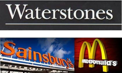 Apostrophe Debate Wstone12 Sains Mcdlogos Sainsburys Broadway