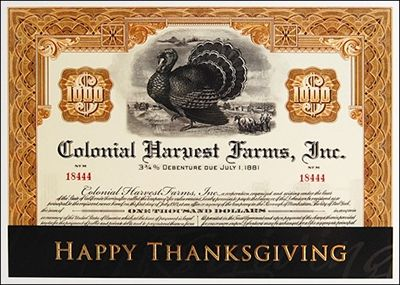 Wall street greetings the premier provider of corporate greetings wall street greetings the premier provider of corporate greetings thanksgiving stock certificate m4hsunfo