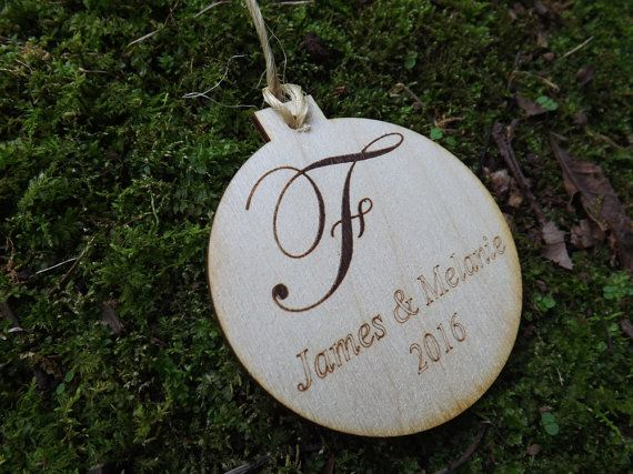Family Initial Rustic Wood Personalized by BVDesignsonline on Etsy