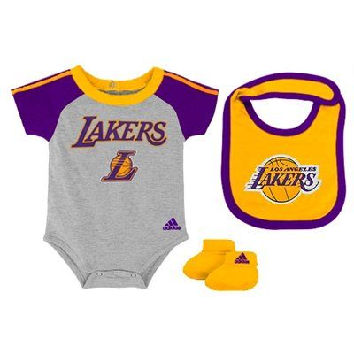 Baby Pro Gear Clothing Lakers Baby Boy Gifts Basketball Clothes