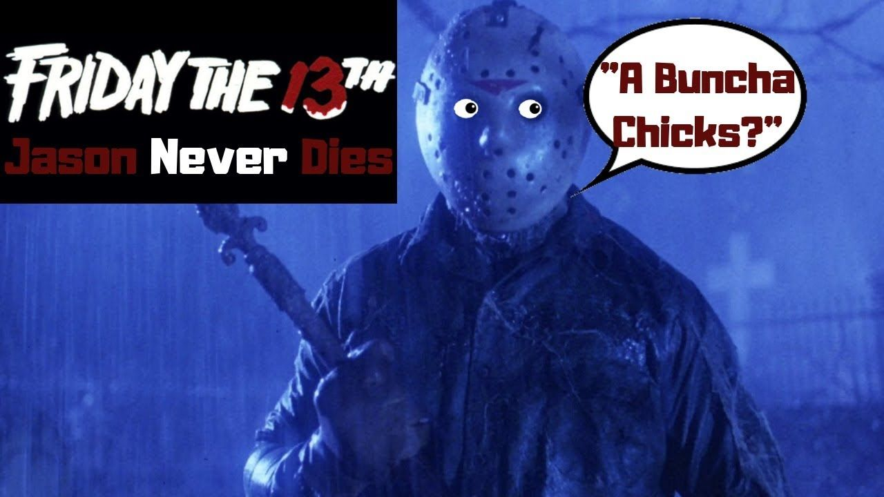 Friday The 13th Jason Never Dies All Female Cast Friday The 13th It Cast Jason Voorhees