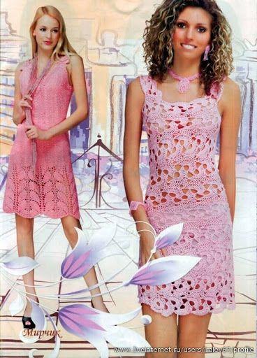 Crochet dresses 2011 - diamondinapril - Picasa Web Albums