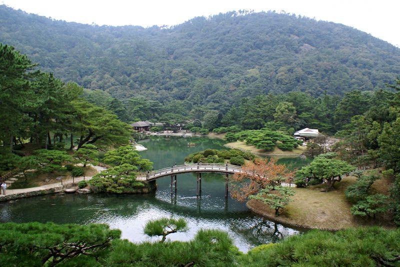 impresionantes jardines japoneses en el Mundo Japan, Gardens and