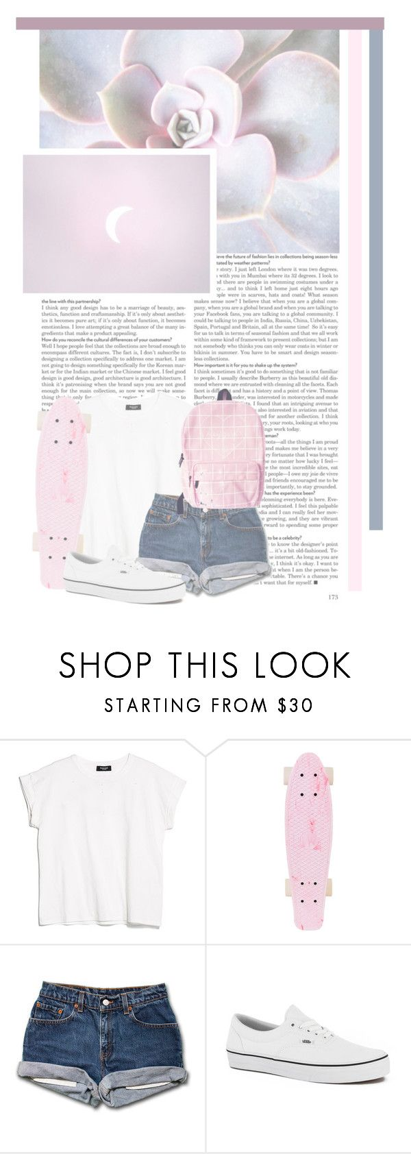 """""""So I'll hope for a miracle."""" by theboy-who-could-fly ❤ liked on Polyvore featuring MANGO and Vans"""