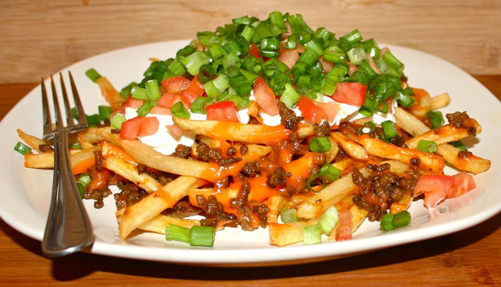 How To: Fries Supreme