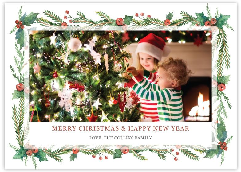 7 Free Christmas Card Templates You Can Download And Print Today Christmas Cards Free Christmas Card Templates Free Family Christmas Cards