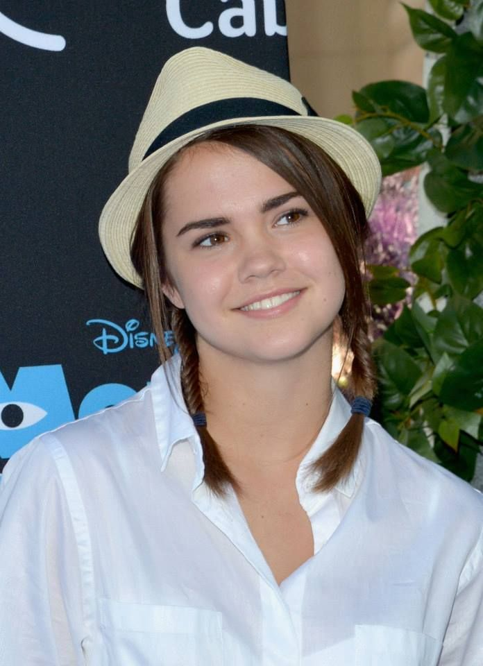 Maia Mitchell looked amazing at the Monsters University premiere!