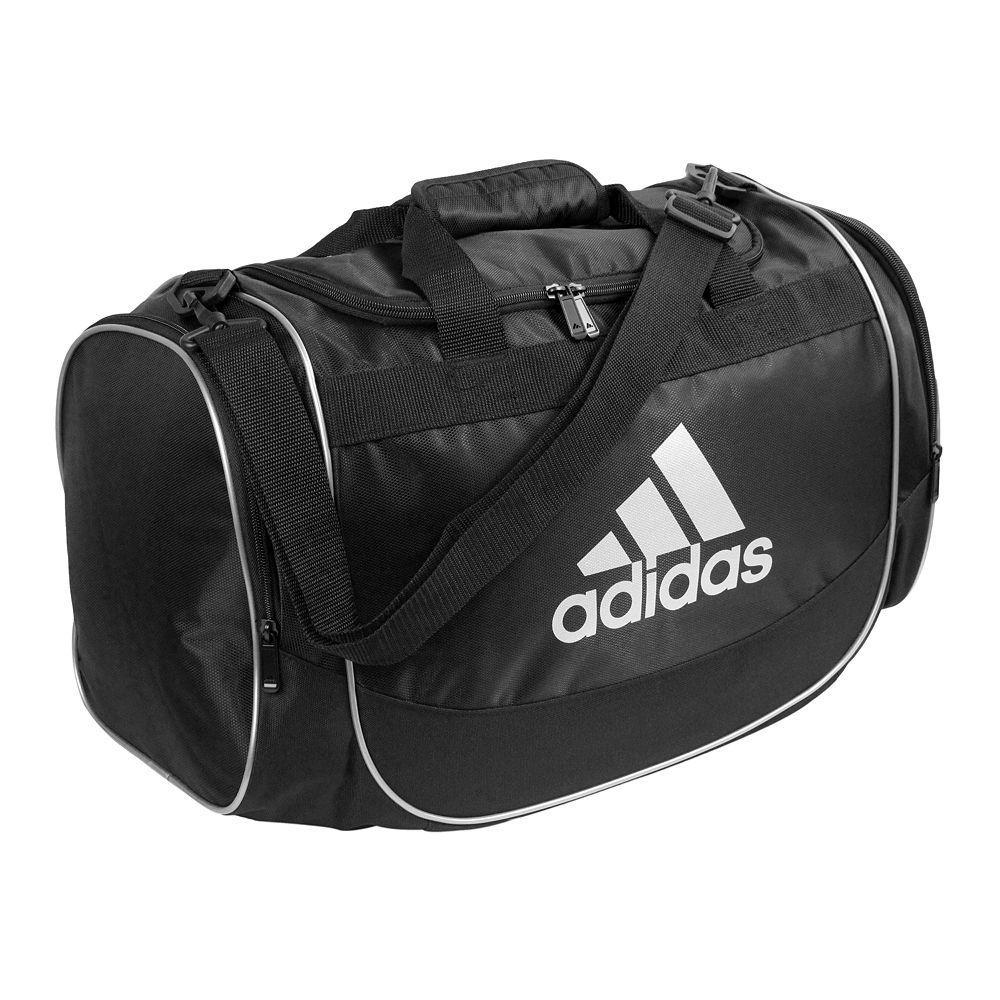 Adidas Defender Duffel Bag - Small, Black   Duffel bag and Products 29181e6acf