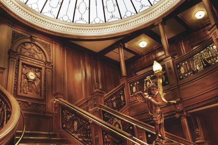 About Titanic   Titanic Pigeon Forge