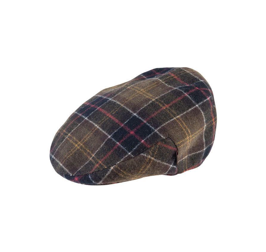 f516dc519 Classic Wool Tartan Cap | Barbour Lifestyle | Mens | Barbour | Look ...