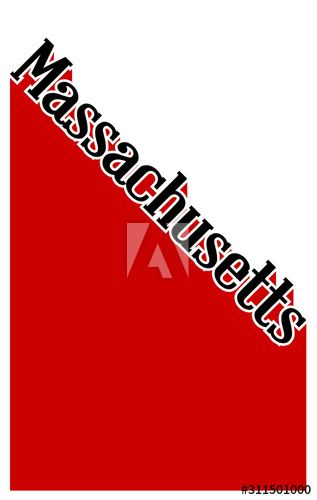 Massachusetts State Angled Shadow Text , #Aff, #State, #Massachusetts, #Angled, #Text, #Shadow #Ad