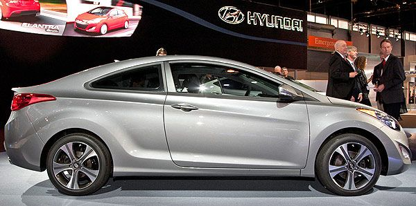 Hyundai Elantra Coupe 2013: Photos, Specs U0026 Brief Review