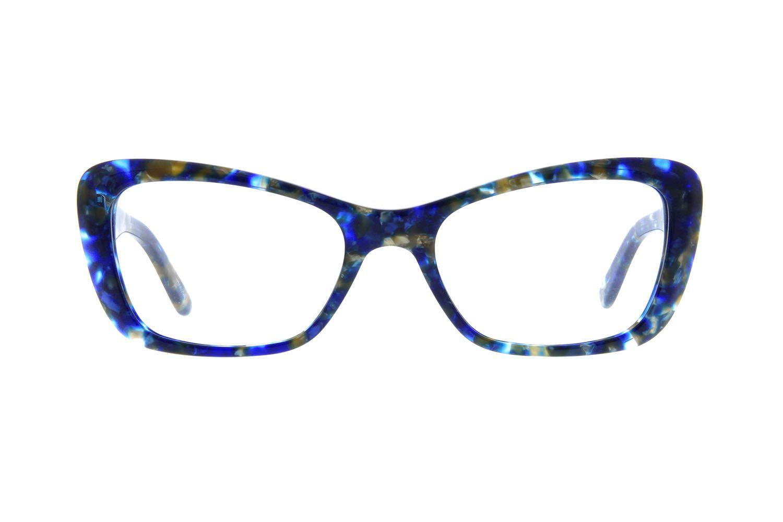 30243ae1a2f Blue Cat-Eye Glasses  305226