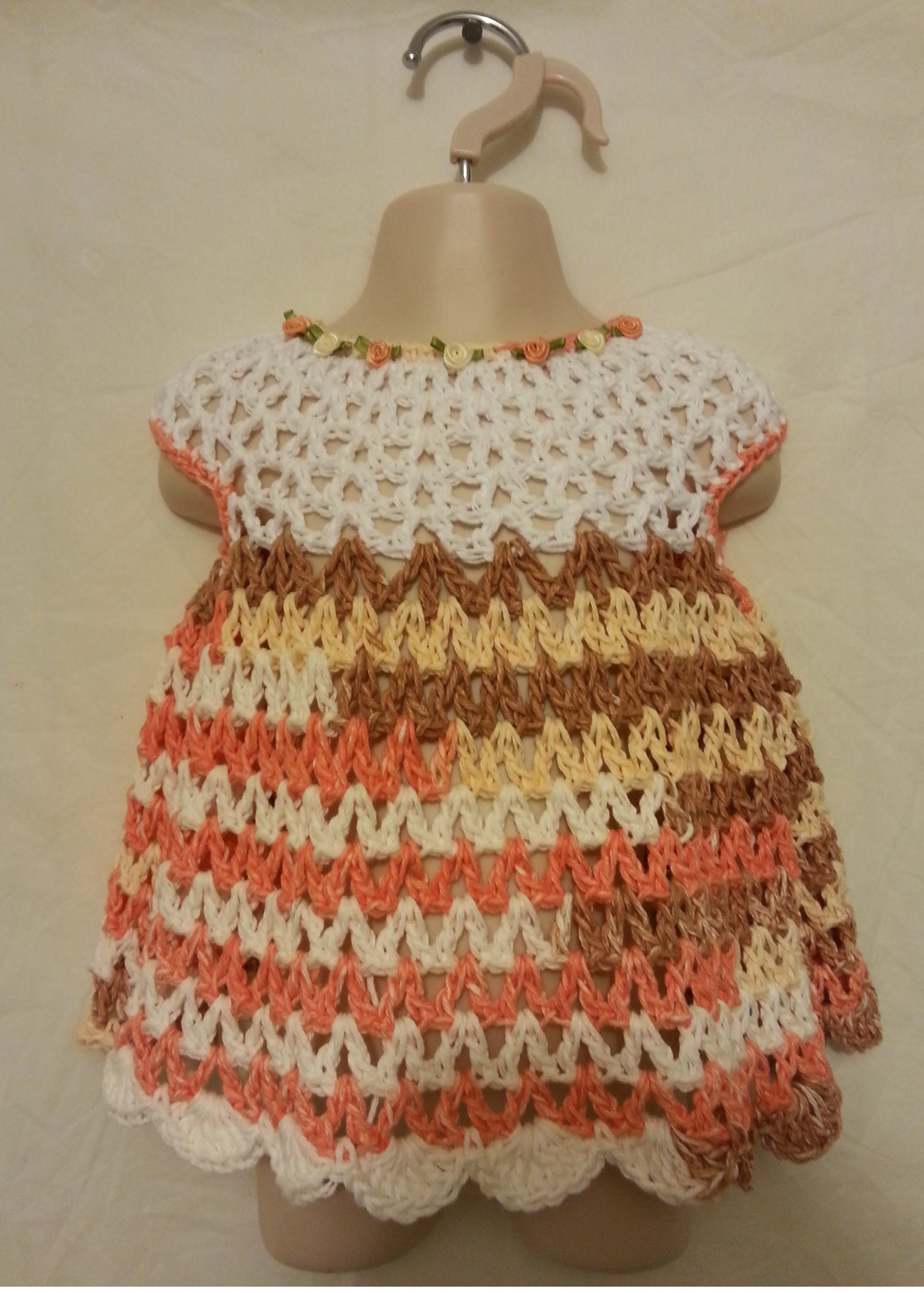 Crochet easy baby toddler spring summer dress tutorial crochet crochet easy baby toddler spring summer dress tutorial bankloansurffo Choice Image