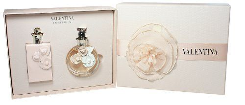 Valentina by Valentino for Women 2 Piece Set Includes: 1.7 oz Eau de Parfum Spray   3.4 oz Satin Body Lotion *** Check out the image by visiting the link.