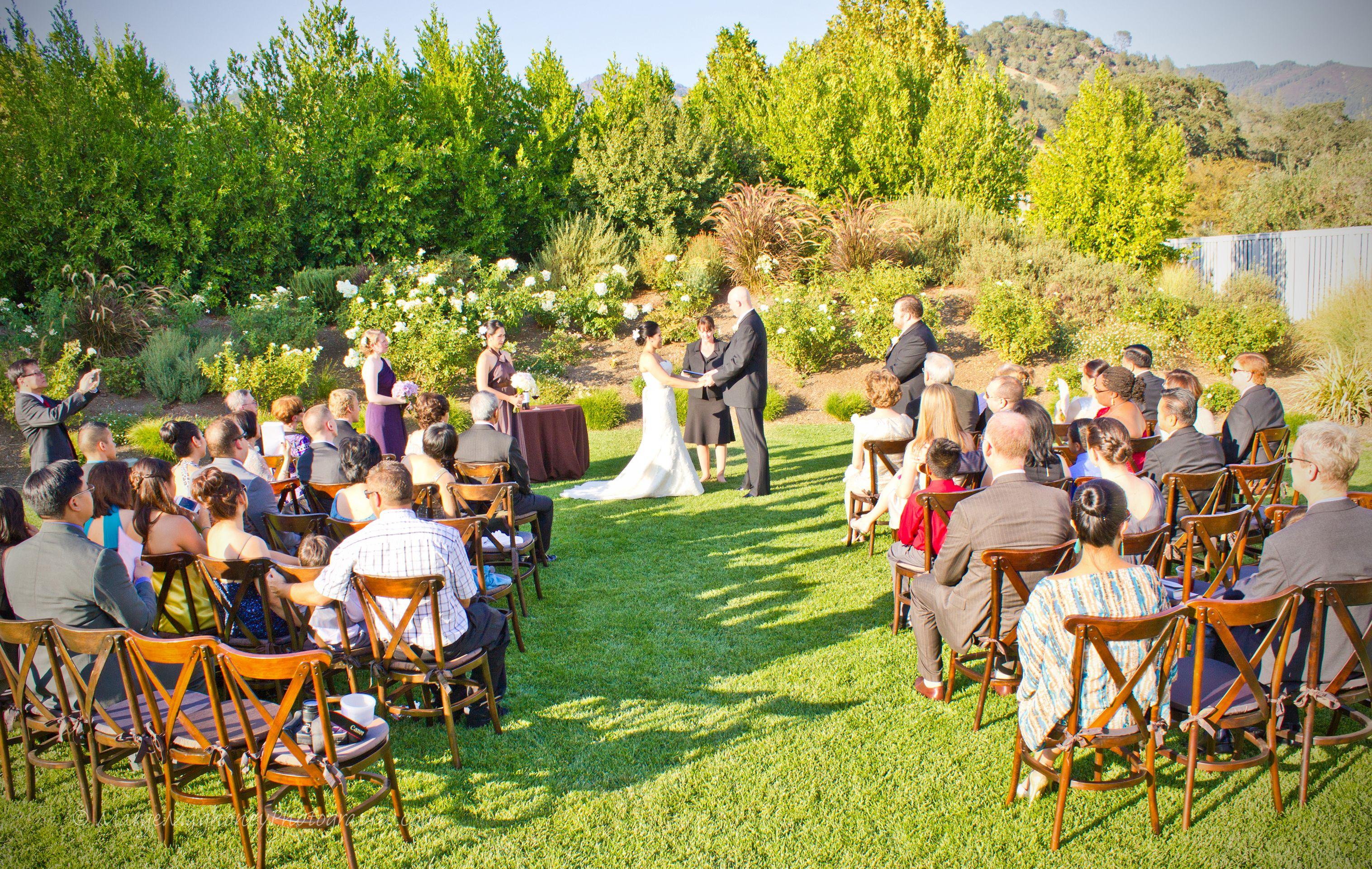 Wine country wedding at solage calistoga calistoga ca north of