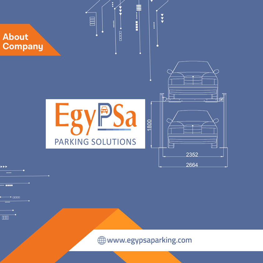 اشهر موردي مواقف سيارات هيدروليكية في مصر Parking Solutions Solutions