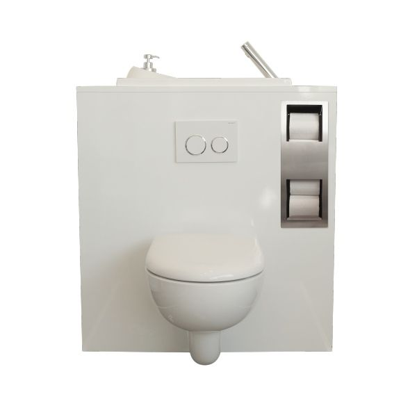 Distributeur De Papier Toilette à Encastrer Pour Wc Suspendu