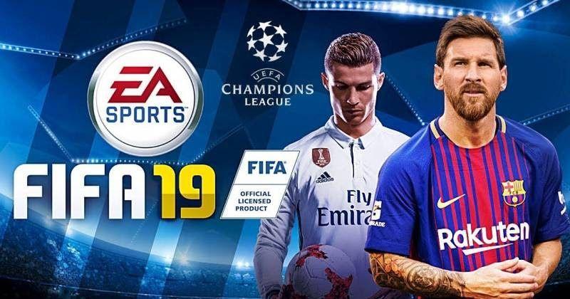 تحميل لعبة FIFA 19 على حاسوبك مجانا Fifa, Fifa games, Ea