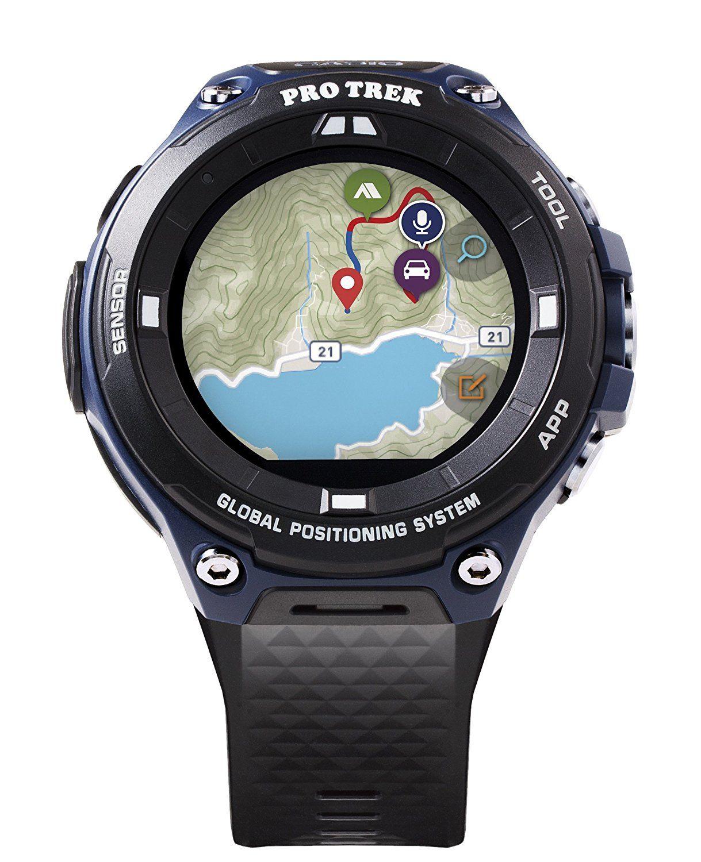 Casio Men's Pro Trek Outdoor GPS Resin Sports