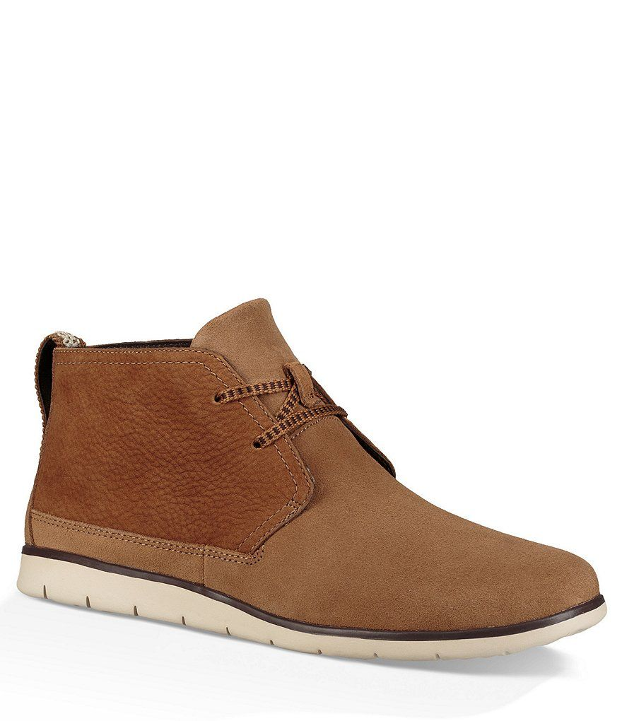 UGG Freamon Men | New Navy | Ugg boots, Uggs, Mens lace up boots