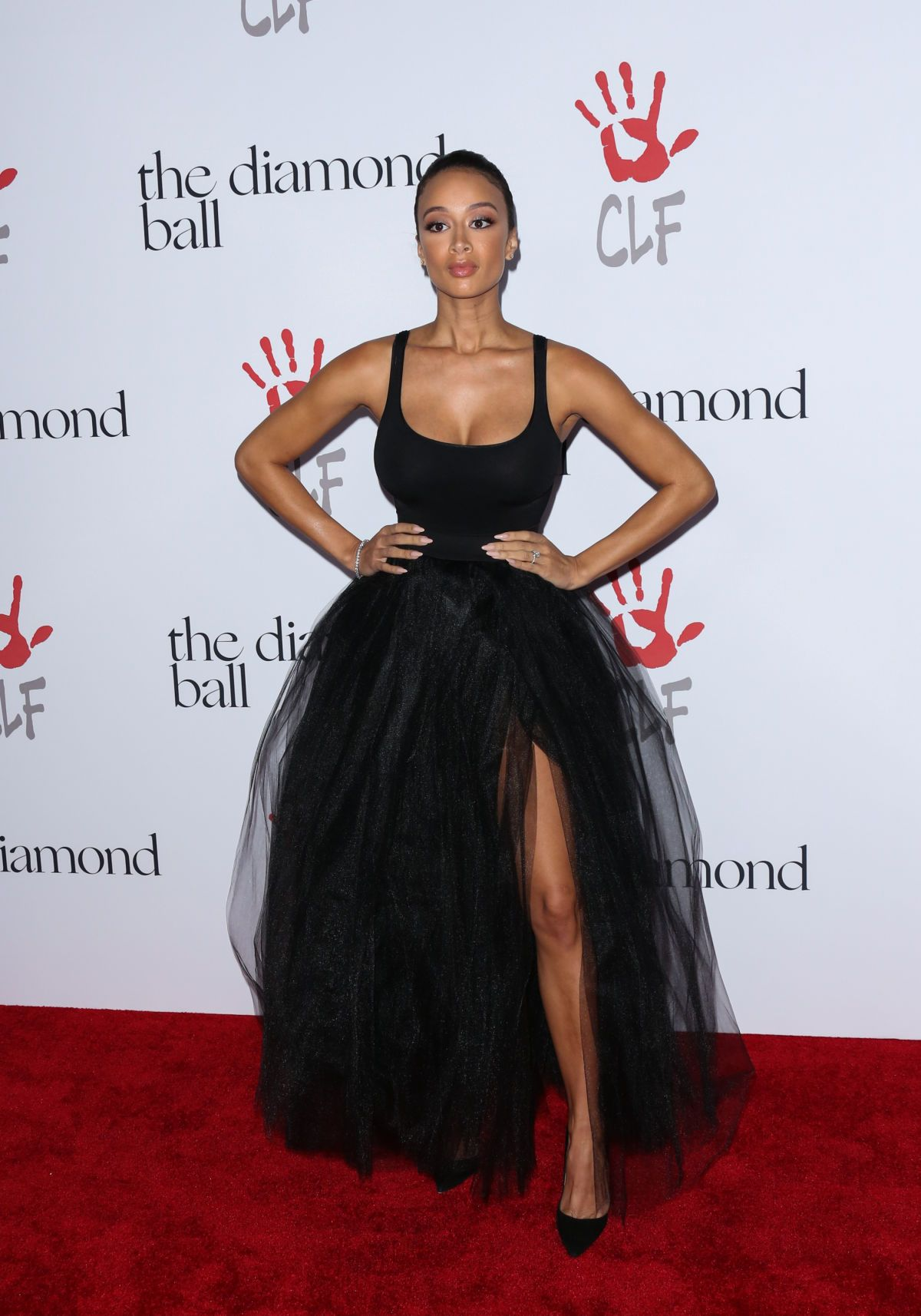 Draya Michele Was Just One Of The Many Ladies Showing Some